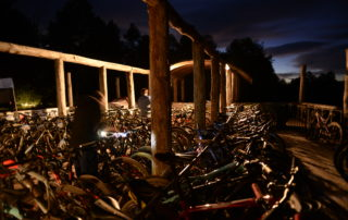 guarderia bicicletas