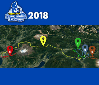 Etapas. Transandes Challenge 2018