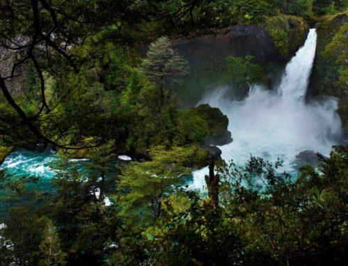Reserva Huilo Huilo y Pucón, los emplazamientos de Transandes Challenge 2018