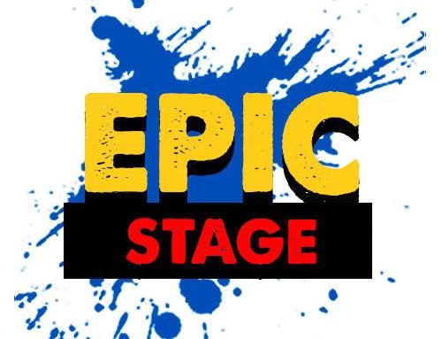 Cuarta Etapa  The Epic Stage…!!!