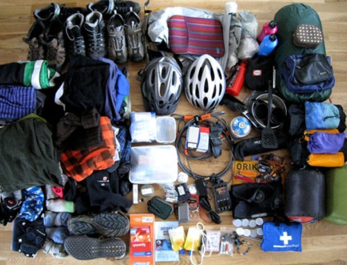 Use our Check List to not forget anything before coming to the 2018 Transandes Challenge