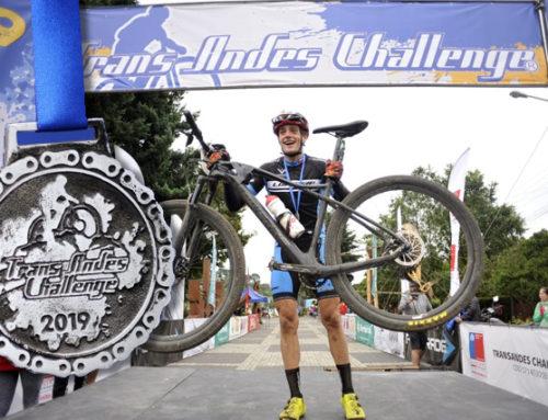 Martín Vidaurre es el Campeón de TransAndes Challenge 2019