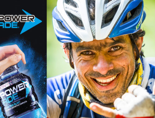 Powerade will be the 2020 Transandes Challenge official isotonic!