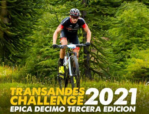 Estimados corredores les damos la bienvenida al inicio de una nueva etapa  del TransandesChallenge 2021.